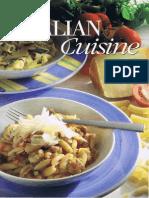 Anita Shan Italian Cuisine 2008