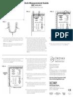 Arch Measurement Guide