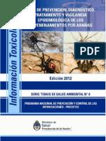 Guia de Arañas 2012
