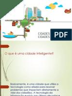 Resumo - Cidades Inteligentes