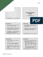 Elección Del Sistema Cambiario - Vittorio Corbo