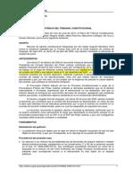 STC Nº 03956-2009-PA-TC - Contrato Servicio Especifico - PJ Arequipa