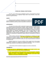 STC Nº 02101-2010-PA-TC - Cobro de BB.ss. No Supone Consentimiento de Despido - SUNAT