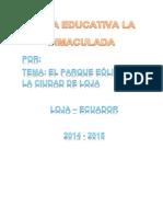 Parque Eolico de Loja