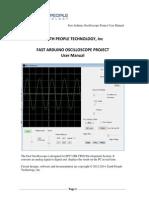 Fast Oscilloscope Project Um