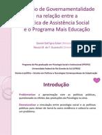 Interlocuções Metodológicas 2014 UFRGS PPGPSI