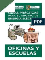 Guia Oficinas y Escuelas Ahorro Energia