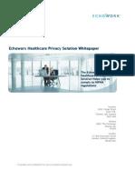 Echoworx HIPAA Whitepaper 2010