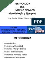 04 - ADOLFO GALVEZ - Desempeno Sismico