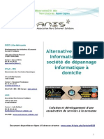 Monographie Alternative Assistance Informatique