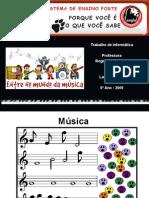 Historia Da Musica PT