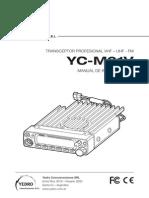 Yedro Ycm01v Manual