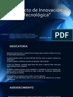 Proyecto de Innovación Tecnológica UPDATE FINAL.ppt
