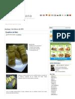 Guapitos de Maíz ~ Cocina Zuliana
