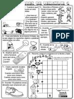 Actividades Libreta Lenguaje 04
