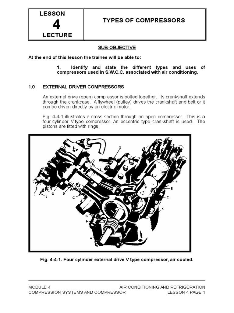 4air con04 | Gas Compressor | Piston