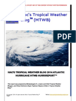 macs tropical weather blog 2014 atlantic hurricane season mtwb hurrireport
