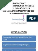 Producción y Comercialización de Kits Elisa