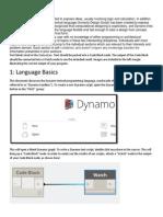 Manual de Dynamo