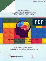KRIPI-Kreativitas Psikologi Binus 2014