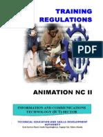 TR Animation NC II