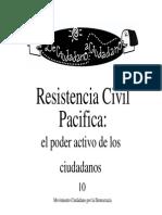 Resistencia Civil Pacífica