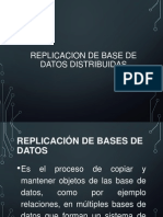 Base de datos Distribuidas MYSQL