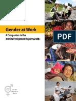 GenderAtWork Web