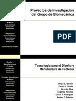 Biomecanica en Protesis
