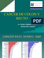 Cáncer de Colon-Dr Venegas