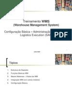 Configuracao Basica WMS