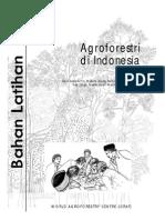 Materi-10 Agroforestry Di IND