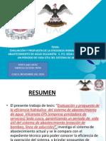 sistema vilcanota tesis uac andina del cusco FABRICIO OLIVERA TAPIA