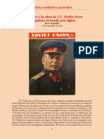 Zëri i Popullit - El Nombre y La Obra de J.v. Stalin Viven y Seguirán Viviendo Por Siglos (Nov 2, 1961) - CM-L