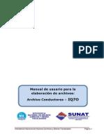 Manual Para Elaboracion Archivo Conductores IQ7O