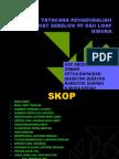 Tatacara Pengendalian Maklumat Sebelum PF Dan LMAF Dibuka