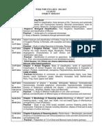 Biology Syllabus 2014-15