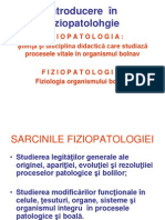 1.Introducere  în Fiziopatolohgie rom