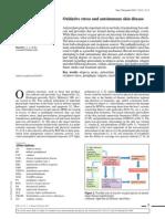 Oxidative Stress and Autoimmune Skin Disease