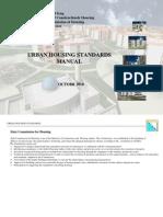 Urban Housing Standards - Iraq