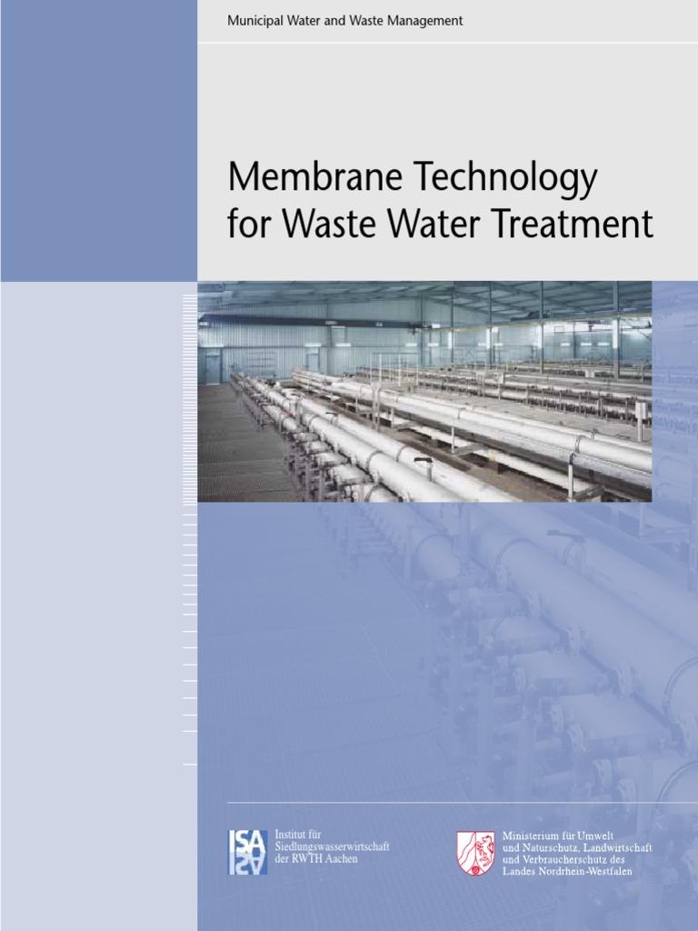 GB Membranbuch 300106mebran   Membrane   Membrane Technology
