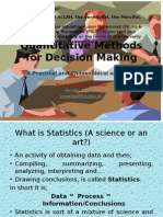 Quantitative Methods for Decision Making-1