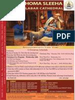 Bulletin 12/21/2014