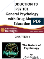 Introduction to PSY 101.ppt