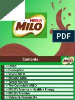 Milo Brand Book Presentation Complete Template - 22 Dec 2013