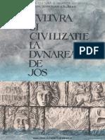 Cultura Si Civilizatie La Dunarea de Jos I 1985