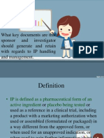 Clinical Trial Documents