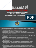 SOSIALISASI BOS Dinas Pendidikan Malang