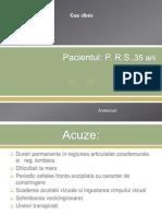 Caz Clinic Endocrinologie