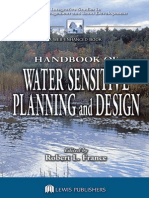 Water sensitive planning and design.pdf